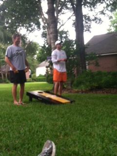 """Friendly"" Corn Hole Tournament"