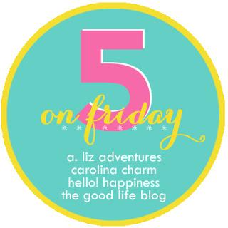 5 on Friday - logo option1
